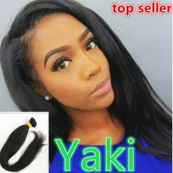 indian remy light yaki machine wefts