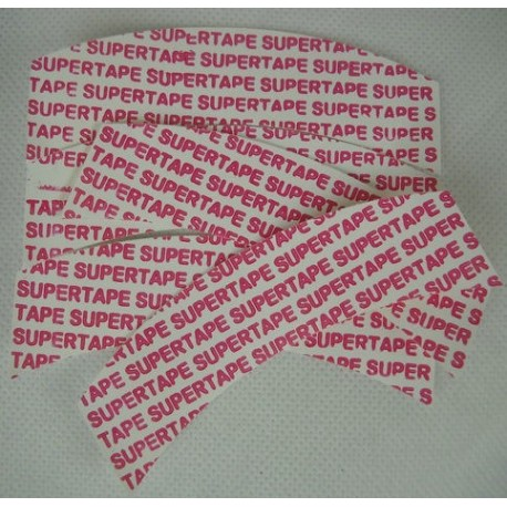 super tape for lace wigs -double sided glue for wigs