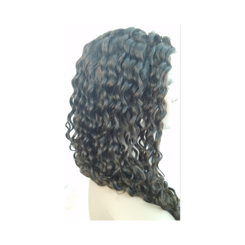 Deep Wave Human Hair Wig 88
