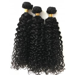 3 bundles brazilian virgin wet wave wefts-[WW333]