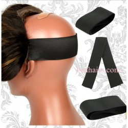 STRONG ELASTIC BLACK BANDS FOR LACE WIGS 2 PIECES