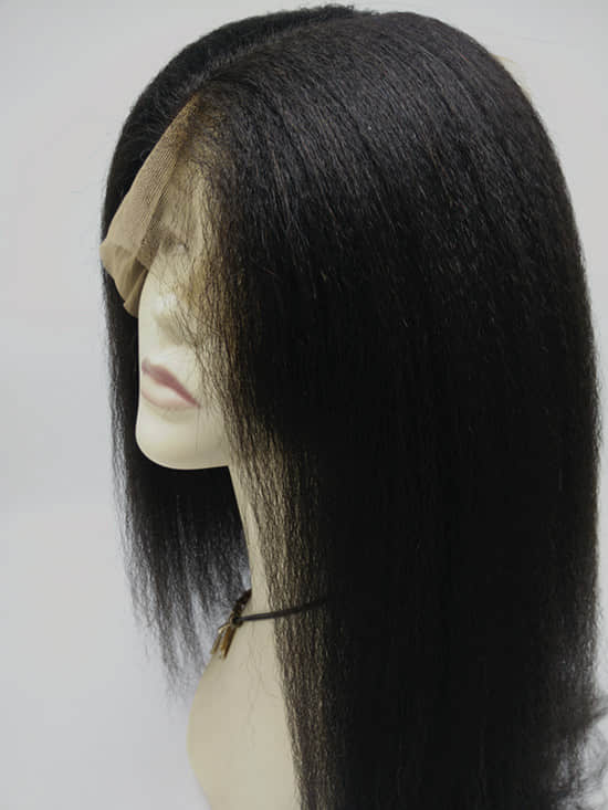 brazilian virgin 360 lace frontal closure kinky straight