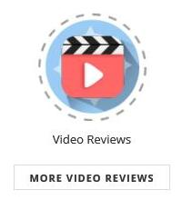 Customer video reviews