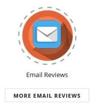 Customer email reviews