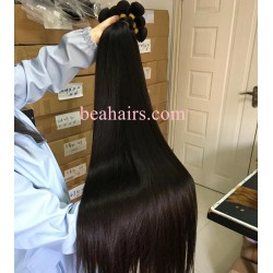 Stock 30 inch silk straight bundles ON SALE NOW