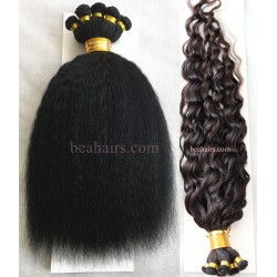 Best seller--Brazilian virgin hand tied wefts--KS6