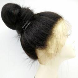 Stock full lace Italian yaki wig-bh001