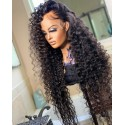 Pre plucked Skin Melt HD Lace Ready to Wear 13*6 Lace Front Wig--BH245