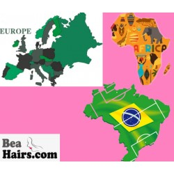shipping cost to Brazil-Europe-Africa