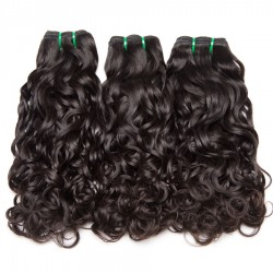 Brazilian virgin Water wave 3 bundles deals--【HM001】