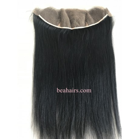 Stock Brazlian virgin kinky straight lace frontal
