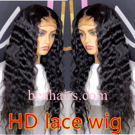 10A top quality Beyonce Wave HD lace wig--BH238