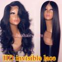 On Sale--Skin Melt HD Lace Undetectable Knots Ready to Wear 13*6 Lace Front Wig--BH234