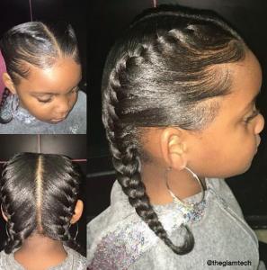Edges On Fleek 3 Ways To Lay Your Baby Hairs Bea Hairs Hair Tips